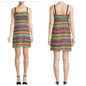 NWT Nanette Lepore Lokata Silk Shift Dress - Sz. 8